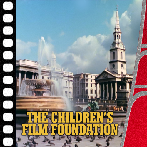 Jaffa Cakes For Proust – The Children's Film Foundation