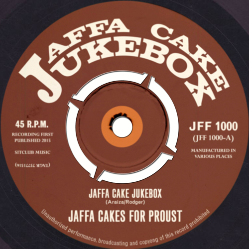 Jaffa Cake Jukebox – Show 3 – Tilt's Choice Again