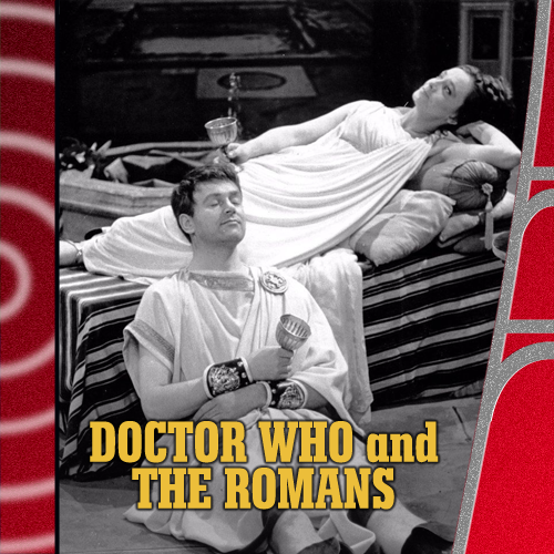 Jaffa Cakes For Proust – Doctor Who And The Romans